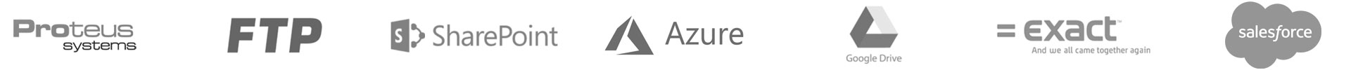 Integraties-overzicht-logos